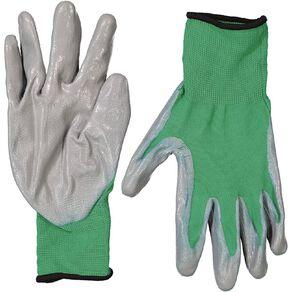 Kiwi Garden Nitrile Gloves L-XL