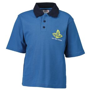Schooltex Hay Park Short Sleeve Polo with Embroidery