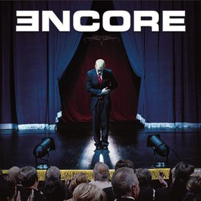 Curtain Call CD by Eminem 1Disc