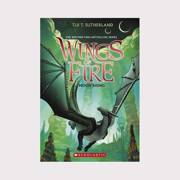 Wings of Fire #6 Moon Rising by Tui T Sutherland, , hi-res