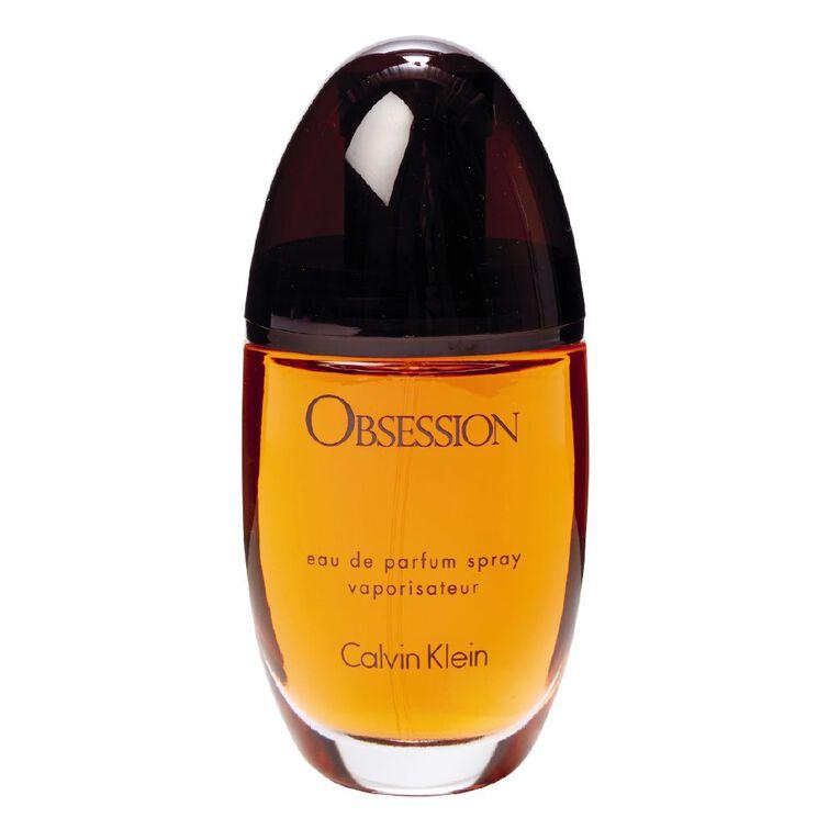 Calvin Klein Obsession Women EDP 50ml, , hi-res