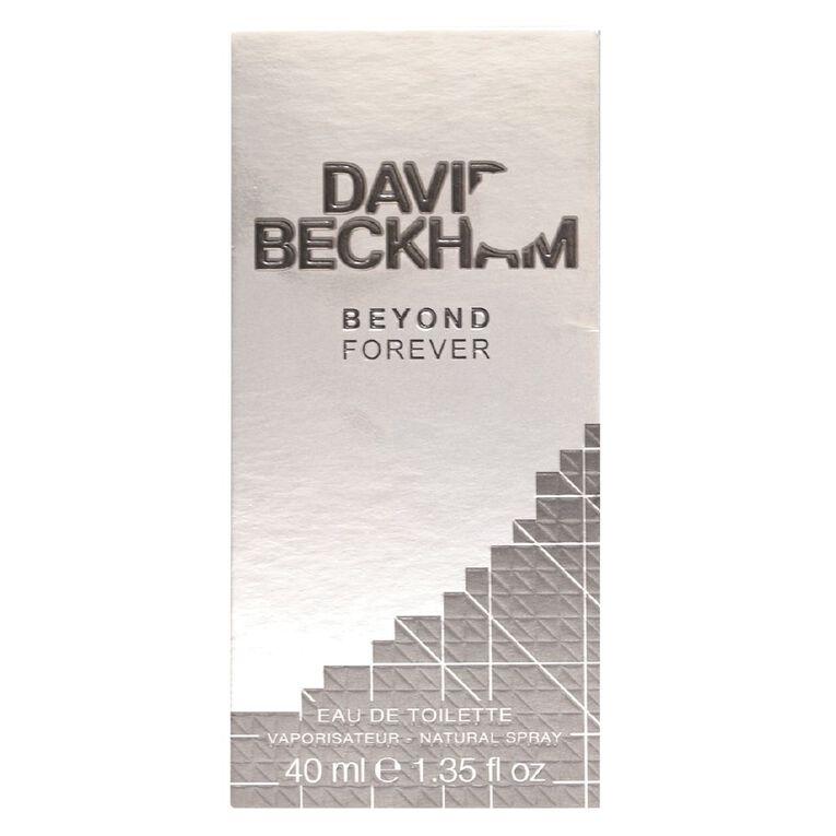 David Beckham Beyond Forever EDT 40ml, , hi-res image number null