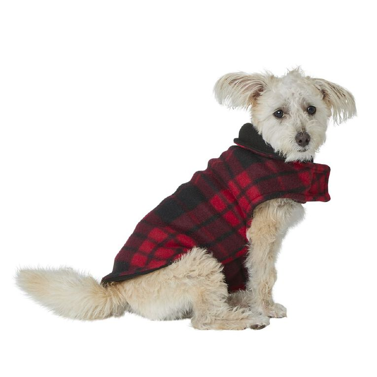 Petzone Pet Red Jacket M, , hi-res