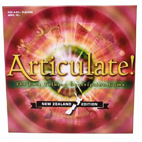 Articulate NZ Edition Game