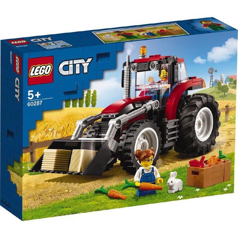 LEGO City Tractor 60287, , hi-res