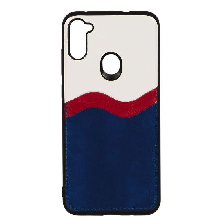 Botanic Geo Samsung A11 Wallet Phone Case R/W/B, , hi-res