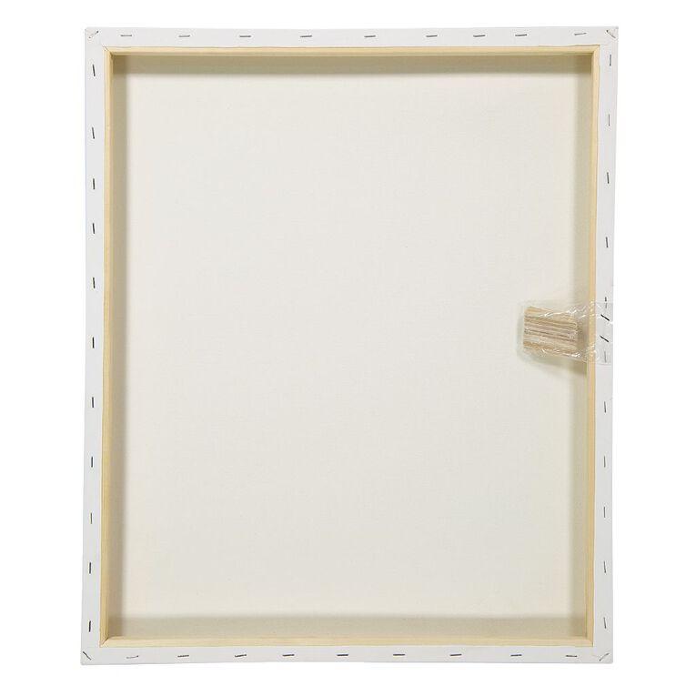 Uniti Platinum Canvas 20x24 Inches 380Gsm, , hi-res