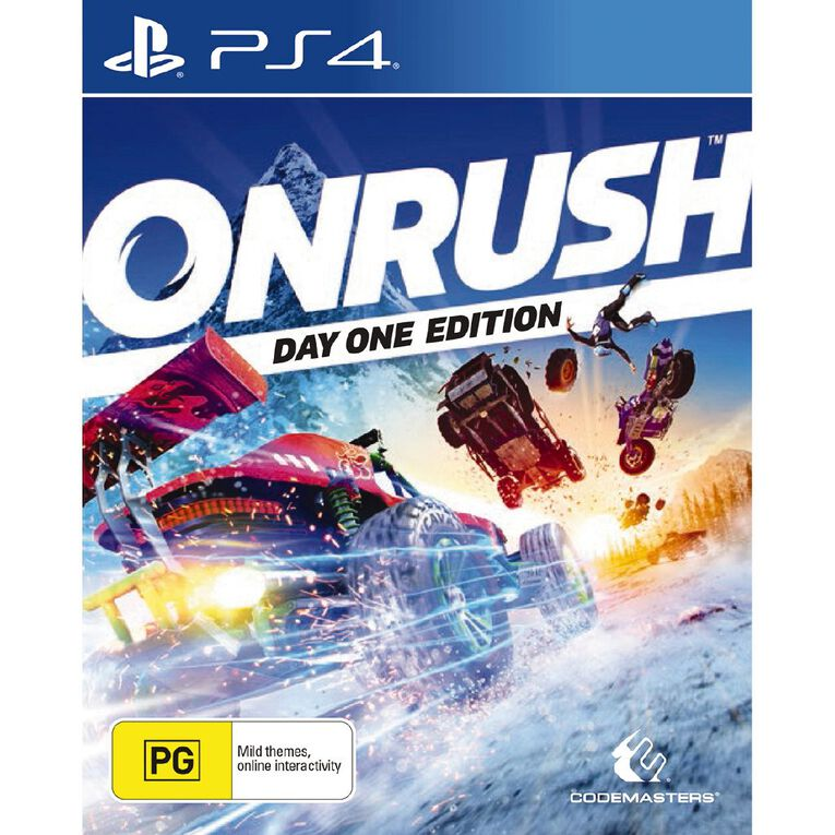 PS4 On Rush, , hi-res