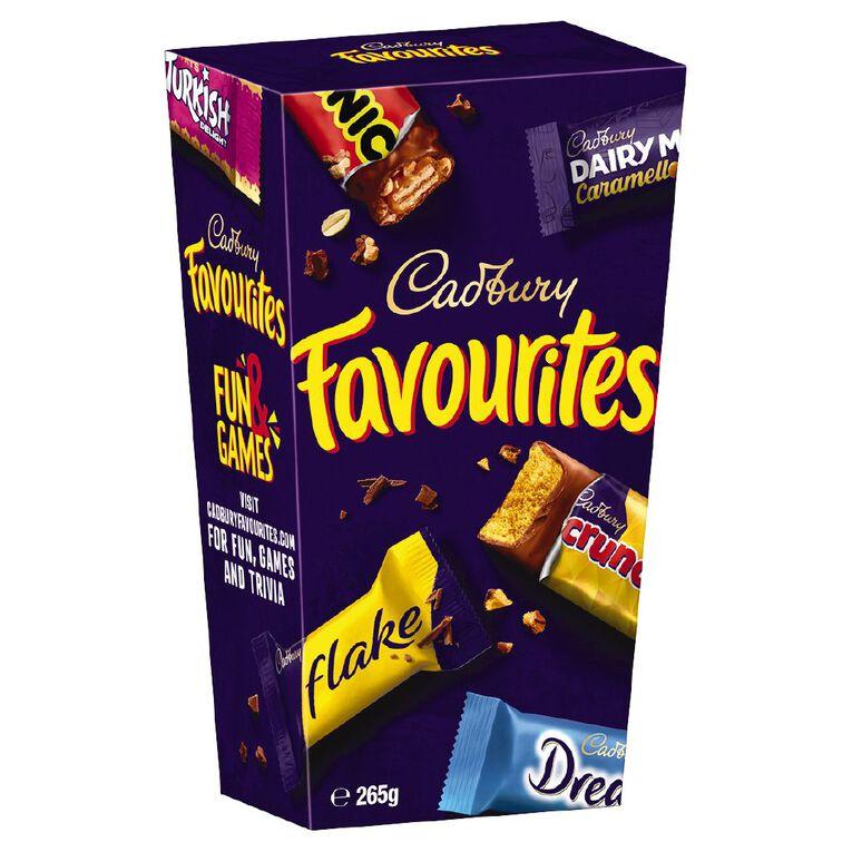 Cadbury Favourites 265g, , hi-res