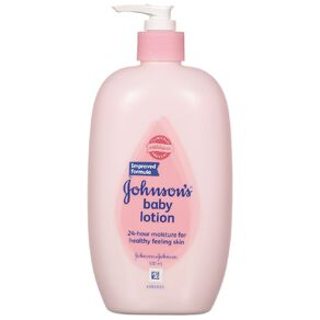 Johnson & Johnson Baby Lotion 500ml