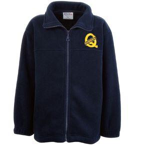 Schooltex Queenspark Polar Fleece Jacket with Embroidery