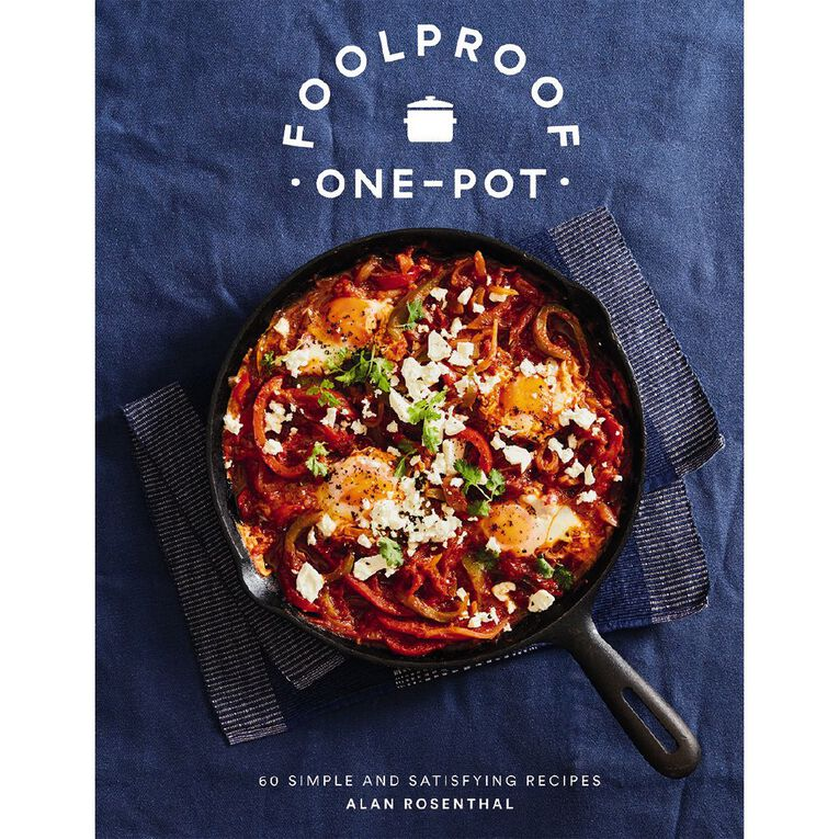 Foolproof One-Pot by Alan Rosenthal, , hi-res