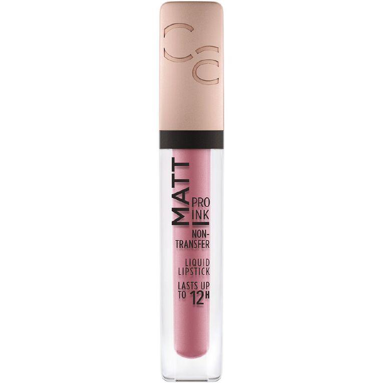 Catrice Matt Pro Ink Non-Transfer Liquid Lipstick 070, , hi-res
