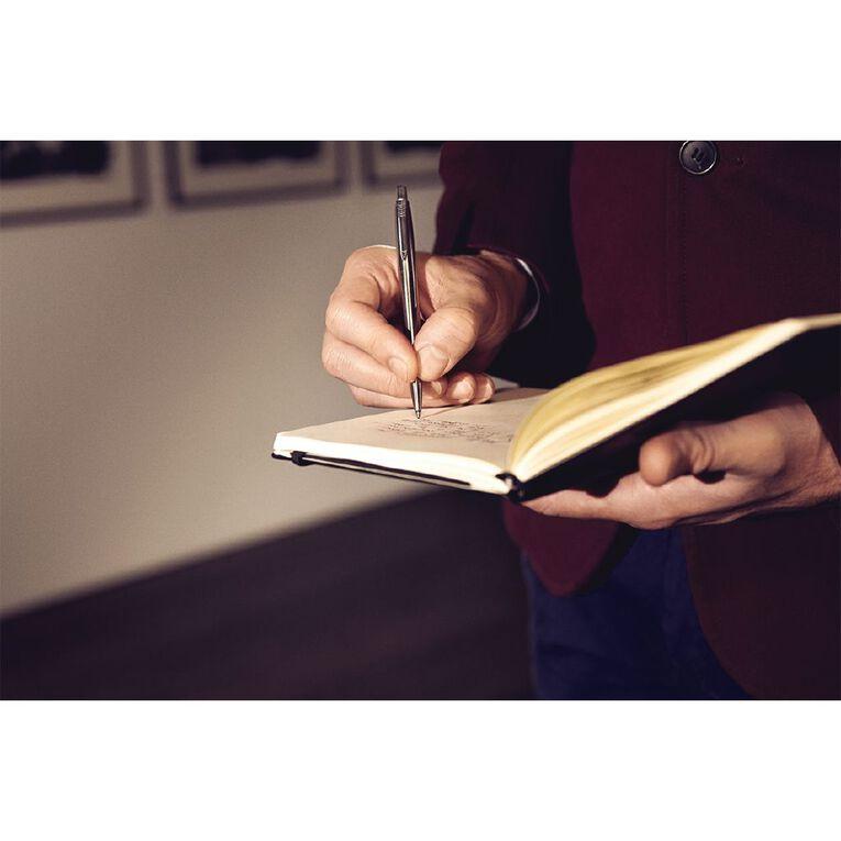 Parker Pen Jotter Chrome Trim Stainless Steel Blue, , hi-res