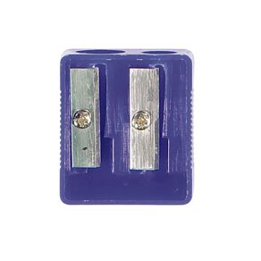 WS Pencil Sharpener 2 Hole Plastic Assorted