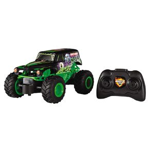 Monster Jam RC Grave Digger 1:24 Scale