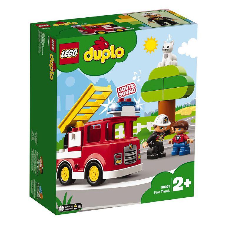 LEGO DUPLO Fire Truck 10901, , hi-res