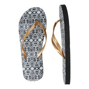 H&H Women's Printed Jandals