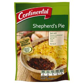 Continental Recipe Base Shepherds Pie 50g