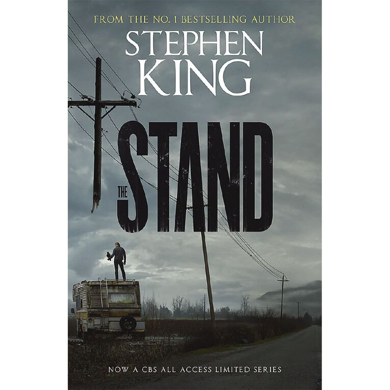 The Stand TV Tie-In by Stephen King N/A, , hi-res