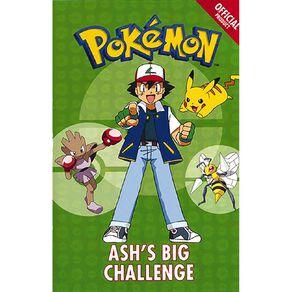 Pokemon Adventure #1 Ash's Big Challenge