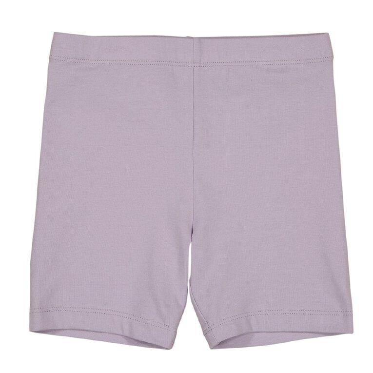 Young Original Coloured Bike Shorts, Purple Light, hi-res