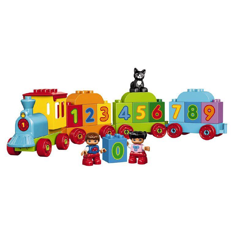 LEGO DUPLO Number Train 10847, , hi-res image number null