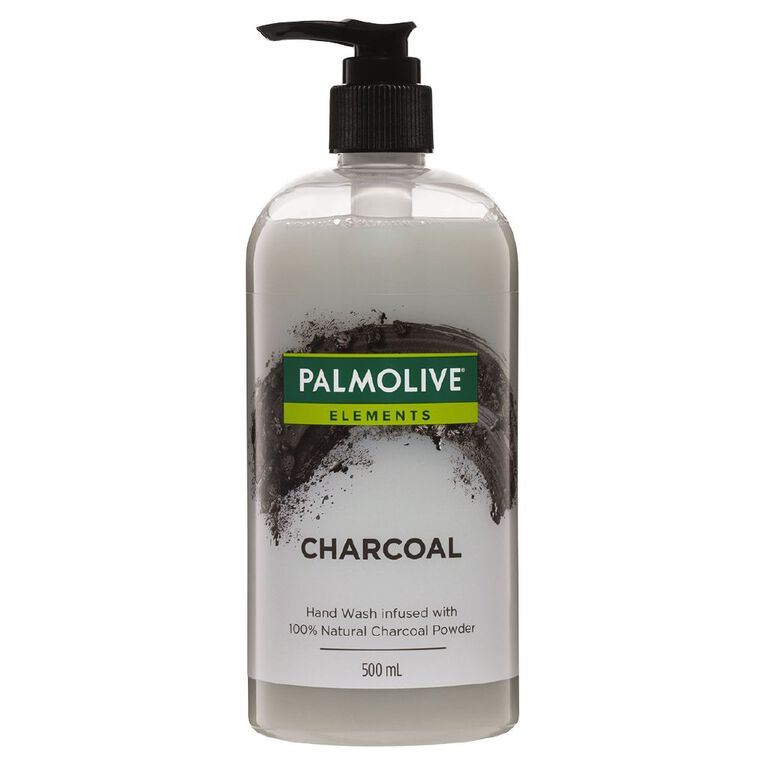Palmolive Liquid Handwash Charcoal Mint 500ml, , hi-res