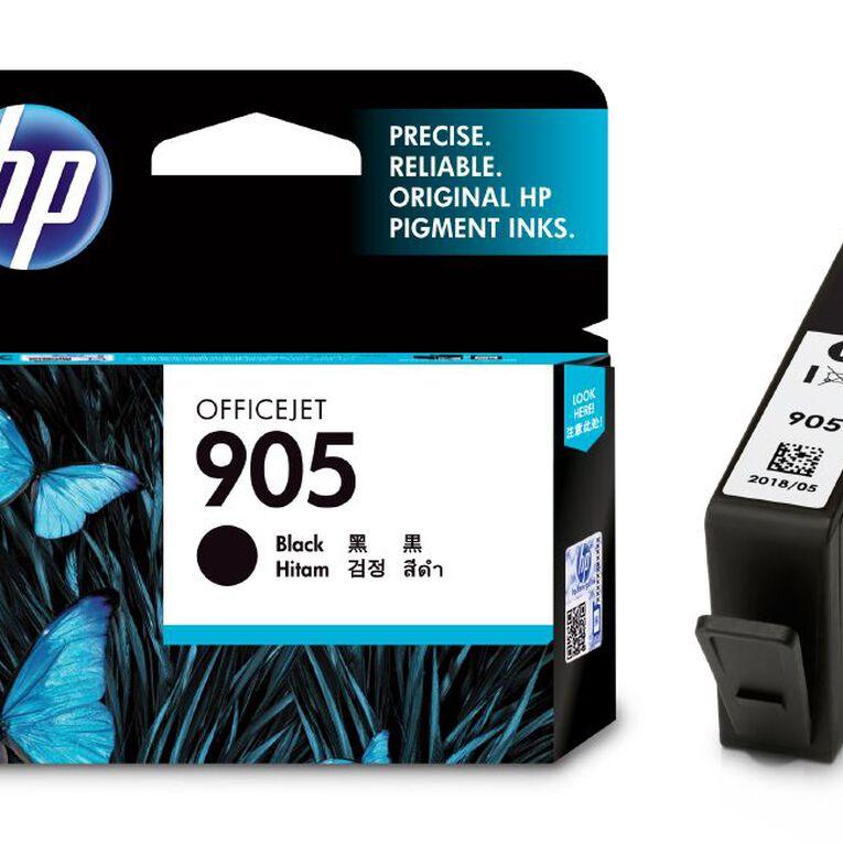 HP Ink 905 Black (300 Pages), , hi-res