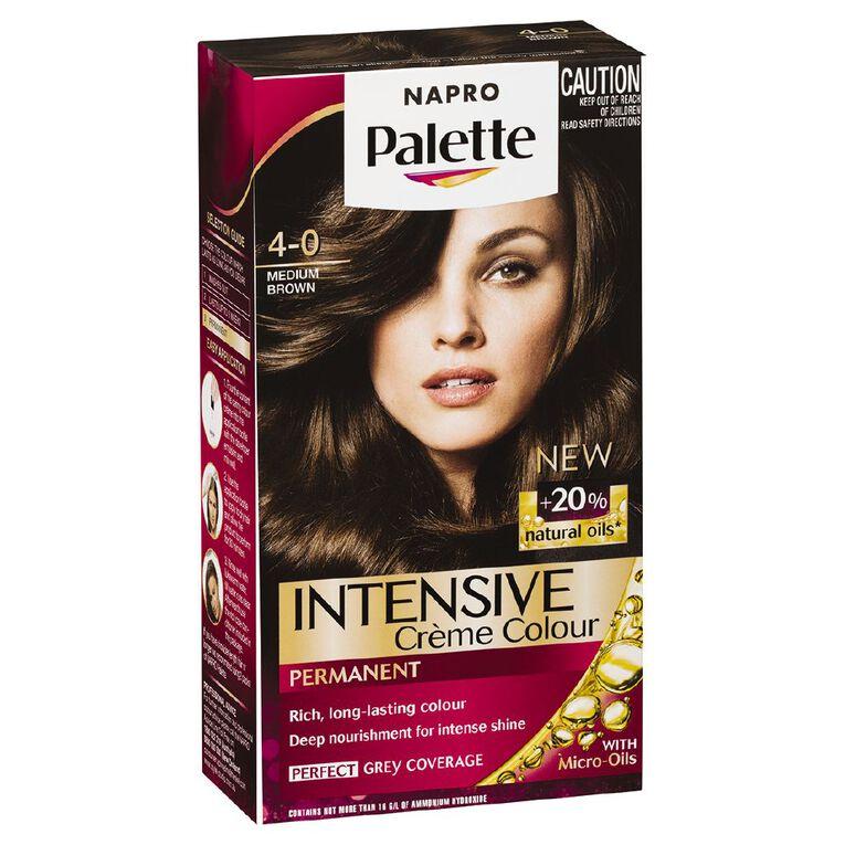 Napro Palette Medium Brown 4-0, , hi-res