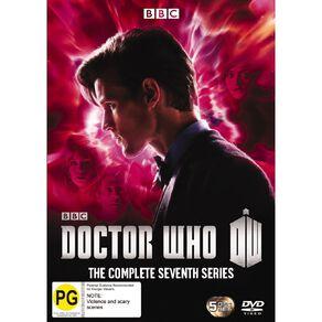 Doctor Who (2012) Season 7 DVD 5Disc
