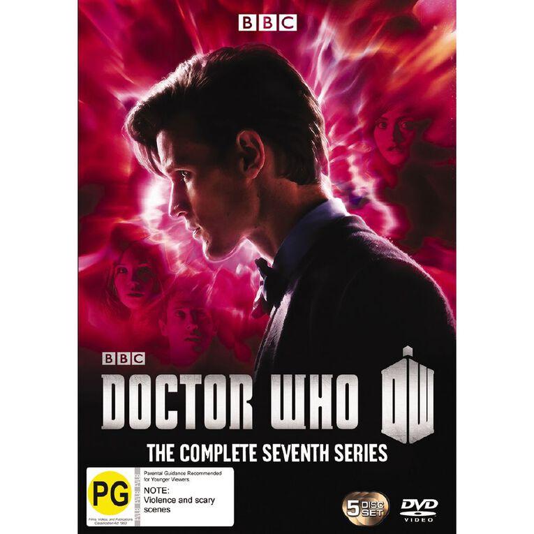 Doctor Who (2012) Season 7 DVD 5Disc, , hi-res