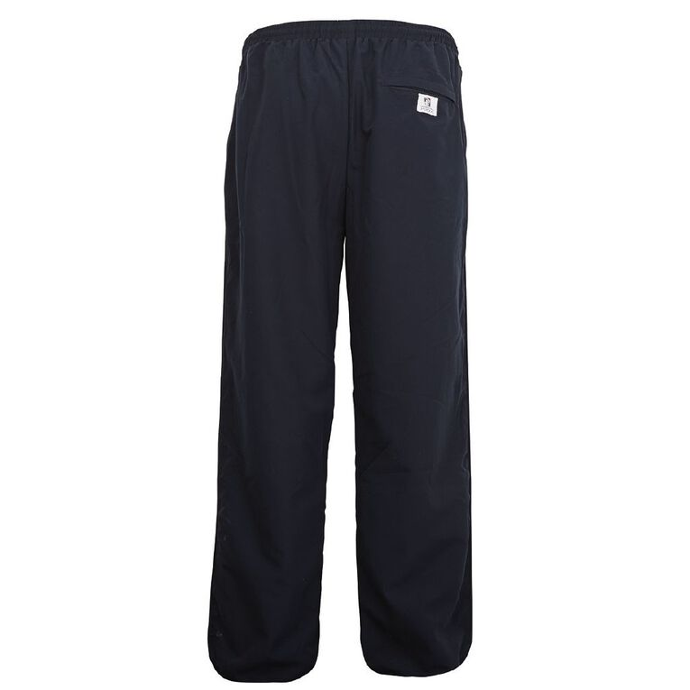 Schooltex Balmoral Intermediate Trackpants with Label, Navy, hi-res