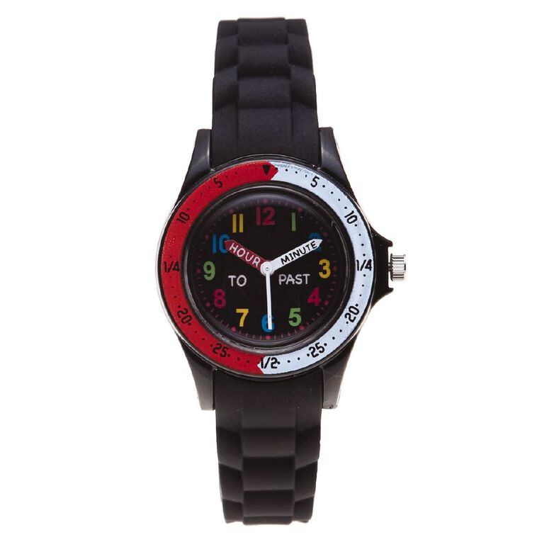 Kids' Time Teacher Analogue Watch Numbers, , hi-res