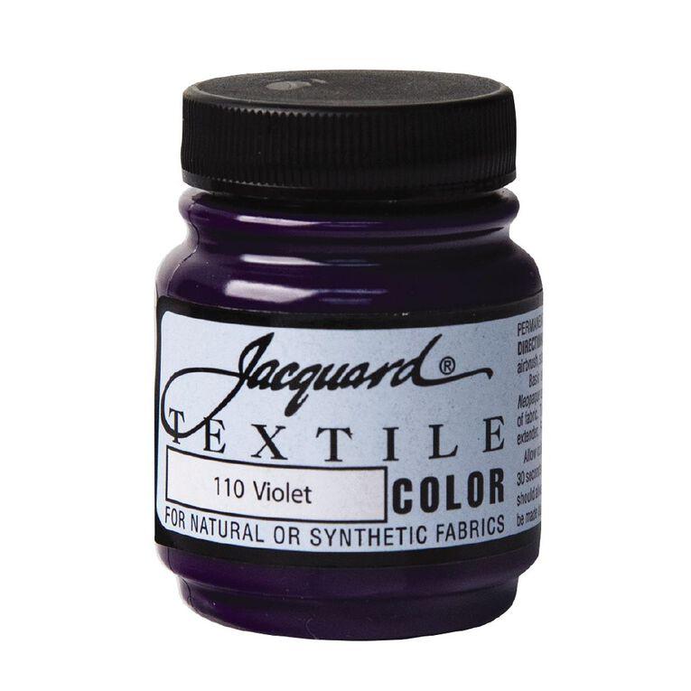 Jacquard Textile Colours 66.54ml Violet, , hi-res