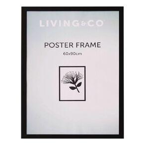 Living & Co Value Poster Frame 60cm x 90cm