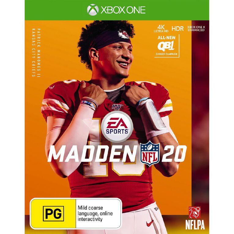 XboxOne Madden NFL 20, , hi-res