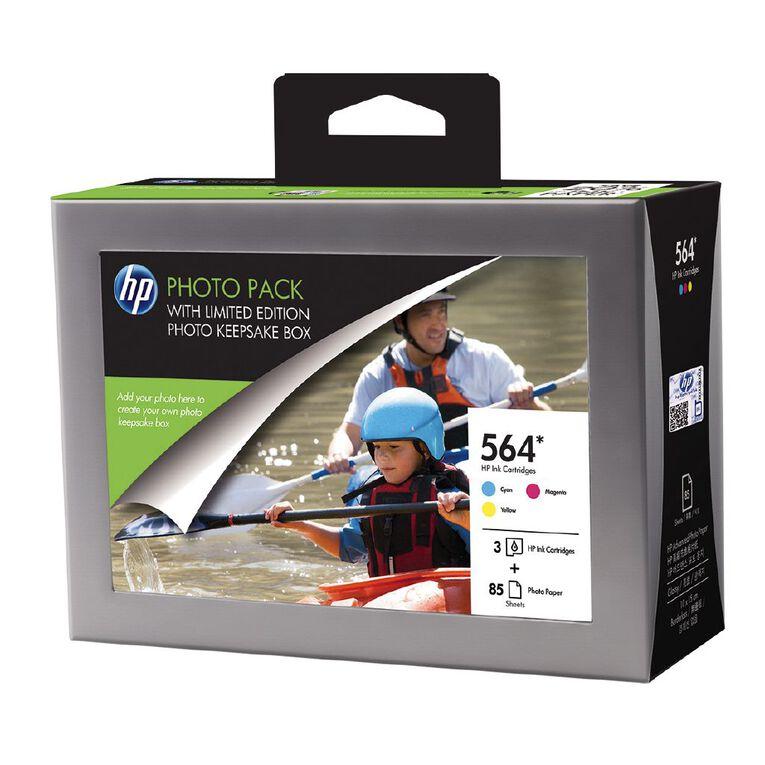 HP Ink 564 Photo Value 3 Pack, , hi-res