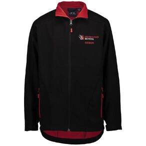 Schooltex Marshland Senior Jacket with Embroidery and Transfer