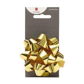 John Sands Bows Confetti Gold