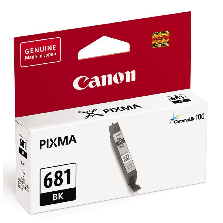 Canon CLI-681 Ink Dye Black (250 Pages), , hi-res