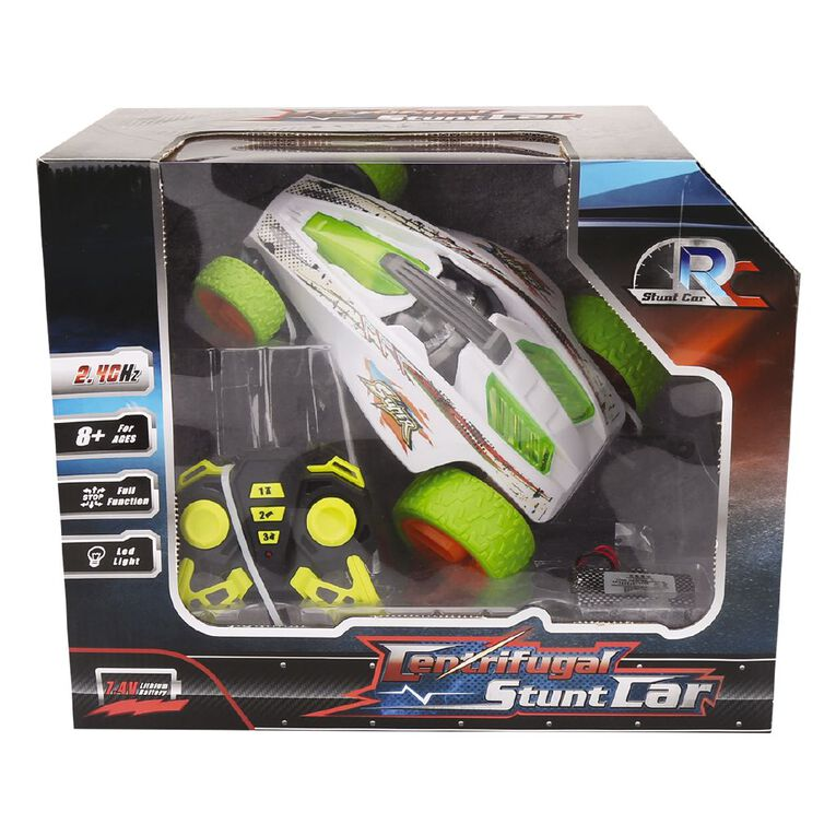 Radio Controlled Stunt Car, , hi-res