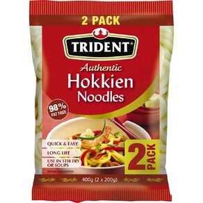 Trident Hokkien Noodles 2 Pack