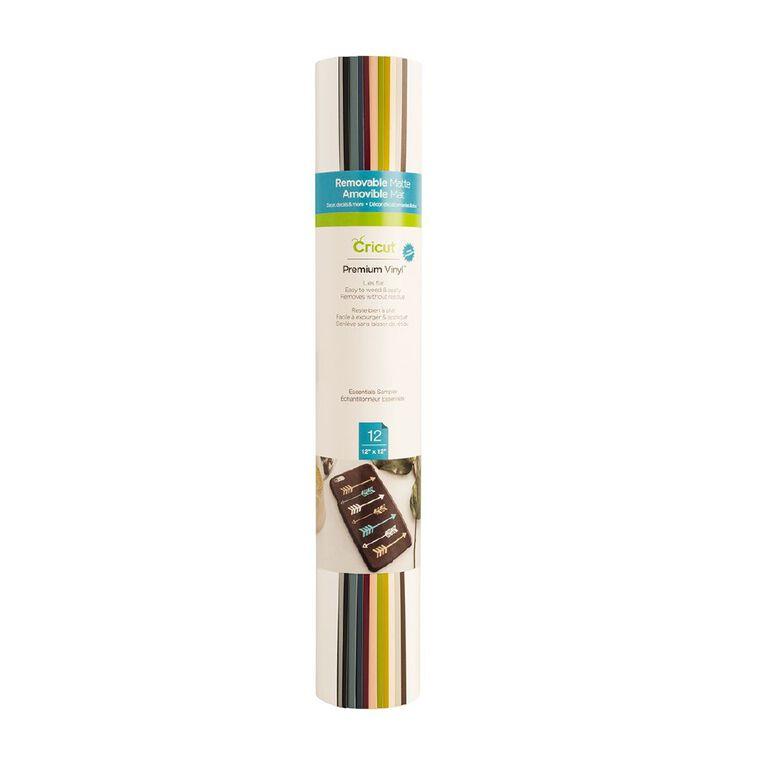 Cricut Vinyl Premium Removable Sampler Essential, , hi-res