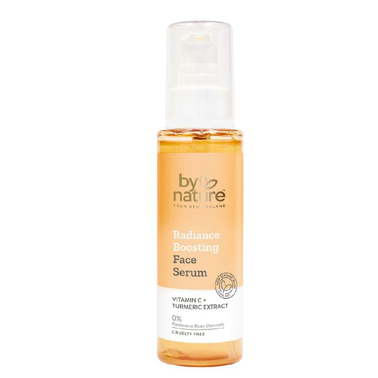 By Nature Face Serum with Vitamin C 90ml, , hi-res