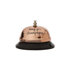Ring for Champagne Bell