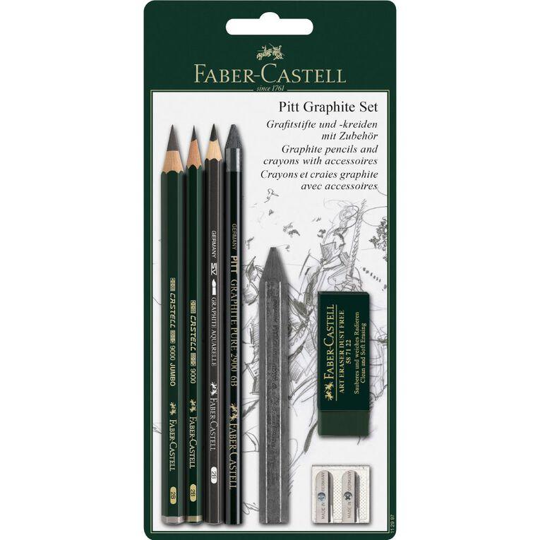 Faber-Castell Pitt Graphite Set, , hi-res