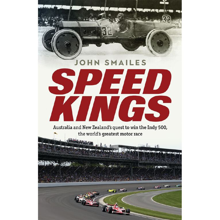 Speed Kings by John Smailes N/A, , hi-res