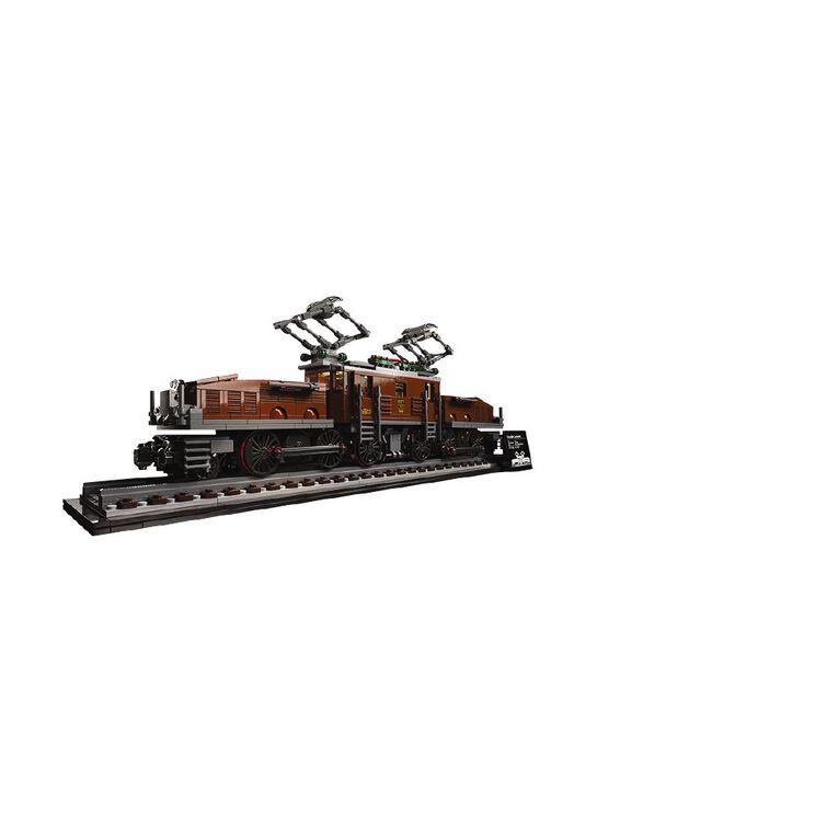 LEGO ICONS Crocodile Locomotive 10277, , hi-res