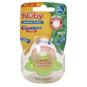 Nuby Chewbies Teether